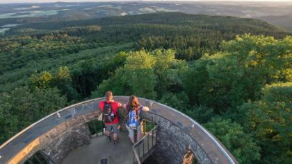 Aussicht Kaiser-Wilhelm-Turm