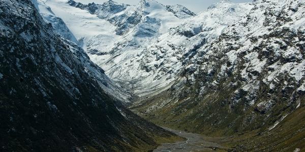 Läntatal; Foto: Hubert Hodel