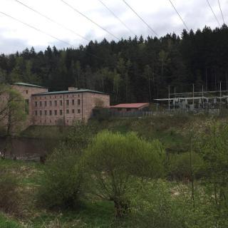 Pumpspeicher-und Laufwasserkraftwerk Tanzmühle