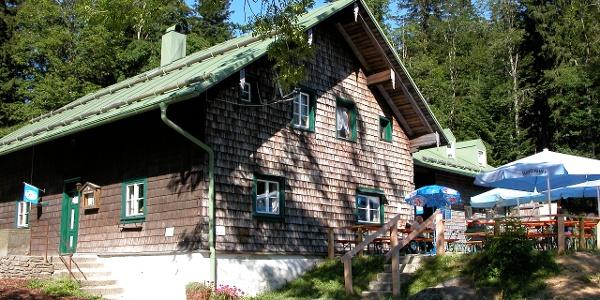 Berghütte Schareben