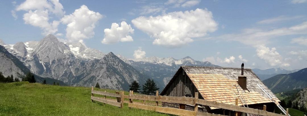 Auf dem Dolomitensteig