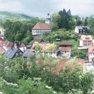 Die Bergkirche von Wildemann