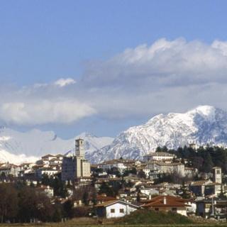 Schinkenstadt San Daniele