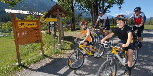 Drauradweg Osttirol