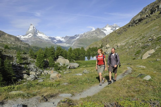 Hiking Tour Taste of Zermatt