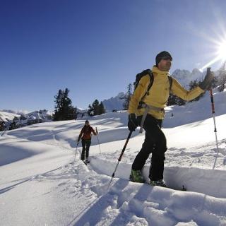 ski tour San Candido Innichen