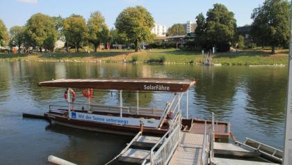 Donau in Ulm