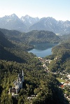 Auf König Ludwigs Spuren  - @ Autor: TVB Tannheimer Tal  - © Quelle: Tourismusverband Tannheimer Tal