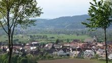 Von Himmelreich über Sonneck und Giersbergkapelle nach Kirchzarten