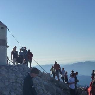 Triglav Gipfel