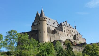 Die Burg Vianden