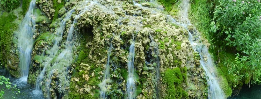 Cascada en Burgos