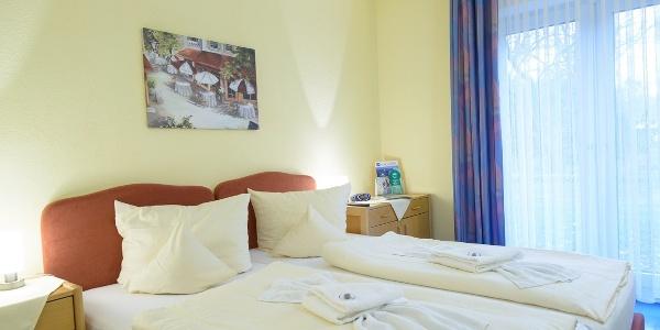 Hotel Erika Stratmann: Zimmer
