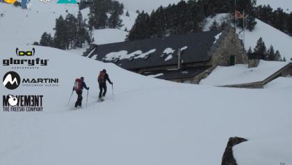Hüttenzustieg Refugio de la Renclusa - Titelbild