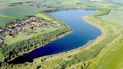 Werbener See © LMBV