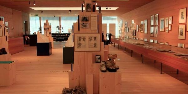 Frauenmuseum Hittisau - Ausstellungsraum - © Manfred Felder