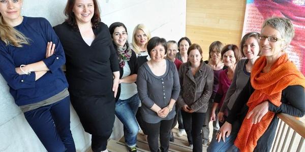 Team Frauenmuseum Hittisau - © Ines Agostinelli