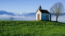 Ammergau Alps Meditation Trail in the Blue Land