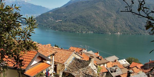Über den Dächern von Sant Agata