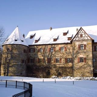Das Schloss Kunreuth