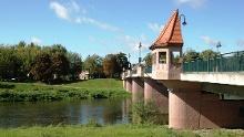 Wanderung von Eilenburg zum Bobritzer Damm