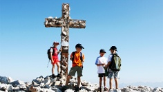 Bergwanderung zum Monte Sella de Senes