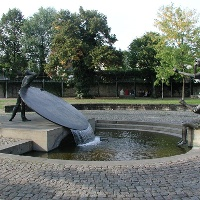 Brunnen am Theodor-Heuss-Platz