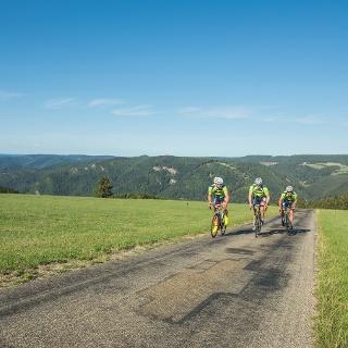 Aussichten weit über den Schwarzwald hinaus