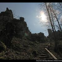 Burgruine in Stierberg