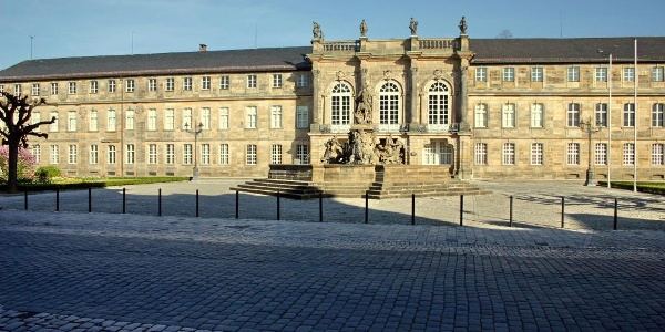 Bayreuth New Palace