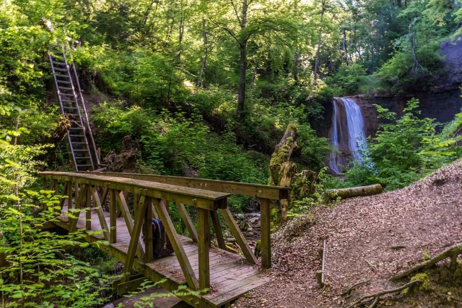 Schluchtensteig Schwarzwald Etappe 2 von Blumberg zur Schattenmühle
