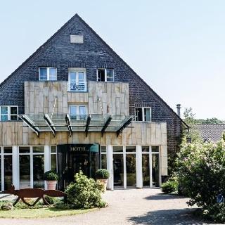 Außenansicht Landhotel Voshövel (Restaurant)