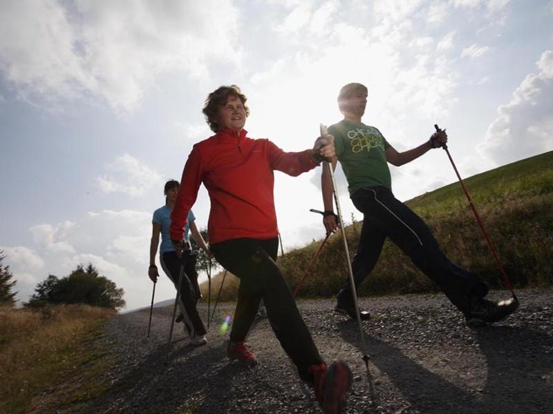 Höchenschwand: Nordic-Walking Taubach-Tour