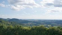 Prünsterberg-Panorama-Tour von Grün