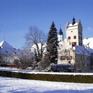 Fuggermuseum im Fuggerschloss Babenhausen