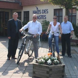 E-Bikes in Naumburg