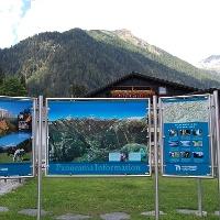 Info-Point am Dorfplatz Mallnitz