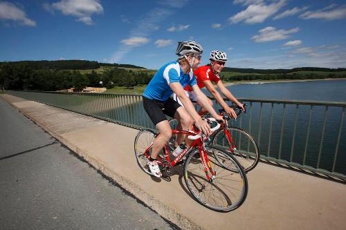 Bike Arena Sauerland - Zum Diemelsee