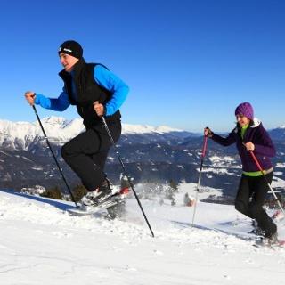 Ferienregion Lungau im Winter