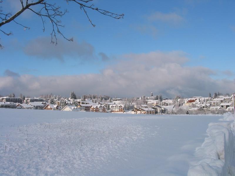 Höchenschwand: Panorama-Winterwanderweg über den Sonnenweg