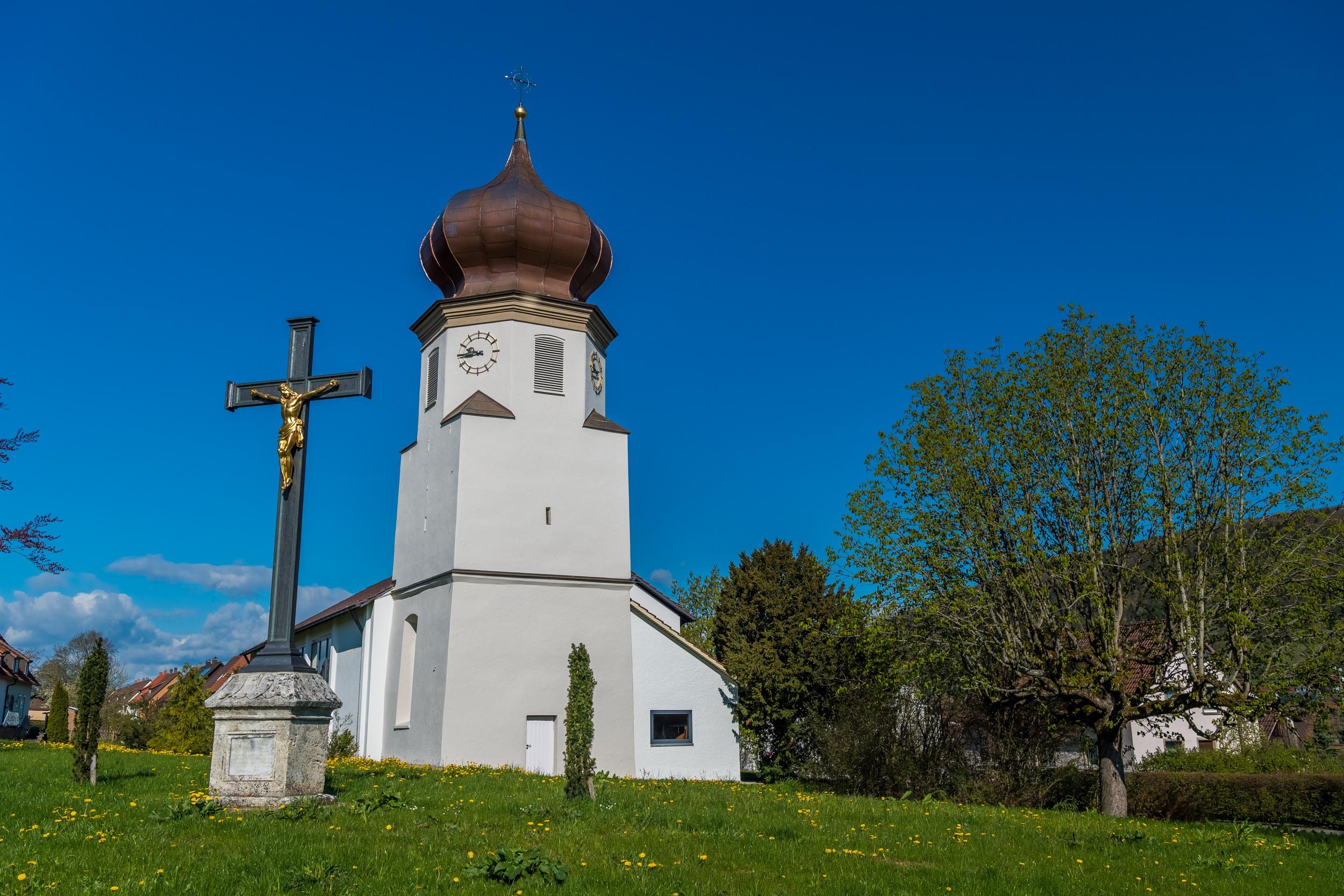 Kirche in Blumberg