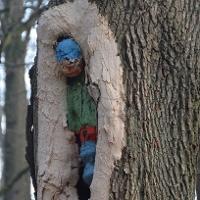 Holzmichel am Tölkenweg