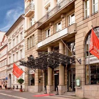Außenansicht Steigenberger Hotel Thüringer Hof