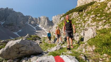 Bergwelt rund um St. Johann in Tirol