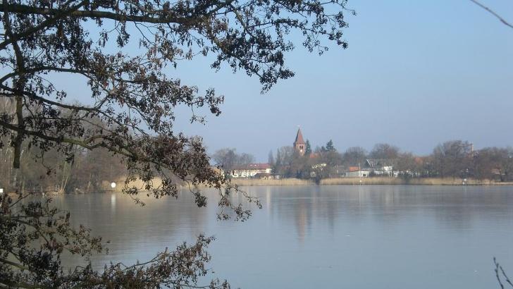 Blick über den Klietzer See