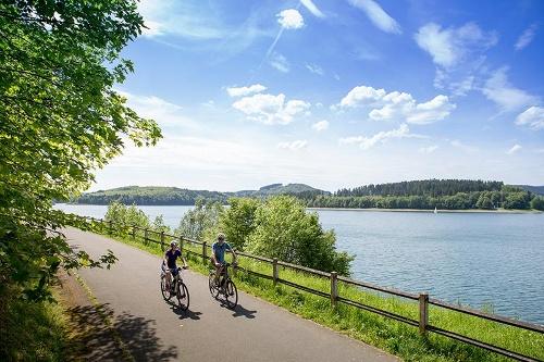 Ruhr-Sieg-Radweg von Meschede nach Kirchen (Sieg)