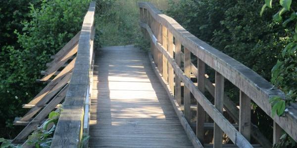 Bron över Bäljane å