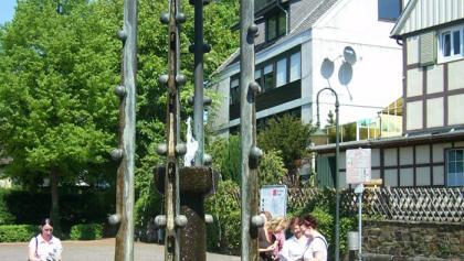 Widukindbrunnen in Enger
