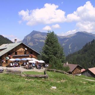 Bergkristall Hütte