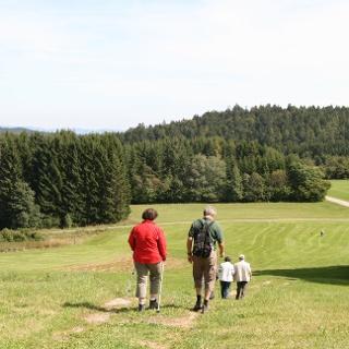 Wanderung auf dem Heilklima-Wanderweg 3